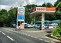 Petrol Station, near Owleshayes - geograph.org.uk - 1370305.jpg