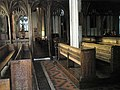 Pews within St George's, Dunster - geograph.org.uk - 918961.jpg