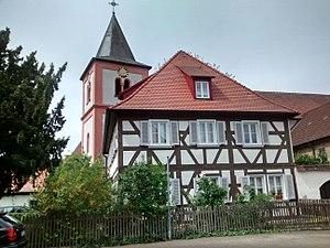 Hagenbüchach - Hagenbüchach Rectory