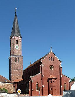 Pfarrkirche Pfeffenhausen 2