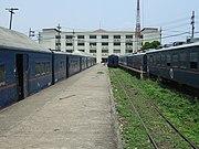 """PNR-Bahnhof """"Tayamun"""""""