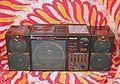 Philips D 8554-30R Soundmachine, vintage Boombox Ghettoblaster.jpg