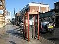 Phone box opposite Rowlands Pharmacy - geograph.org.uk - 698887.jpg