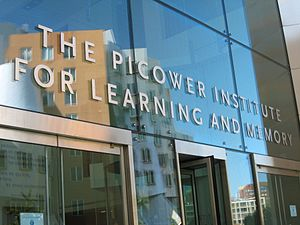 Picower Institute for Learning and Memory - Picower Institute reflecting the Stata Center
