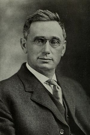 Louis Brandeis - Photo of Louis Brandeis (c. 1900)