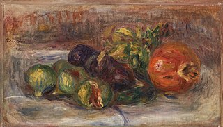 Pomegranate and Figs (Grenade et figues)