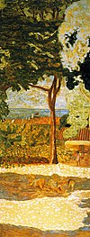 Pierre Bonnard Mediterranean. Triptych (central panel).jpg