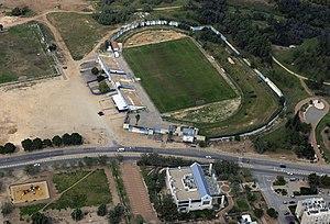 Maccabi Kiryat Gat F.C. - General view kiryat gat Stadium.