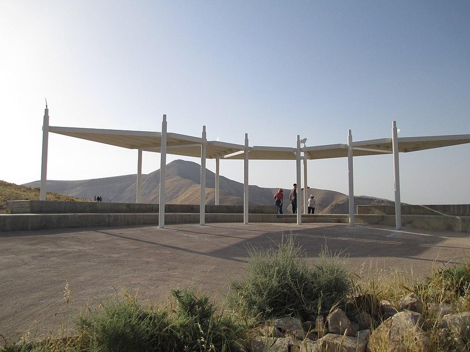 PikiWiki Israel 31592 Sartaba lookout (Mustra)