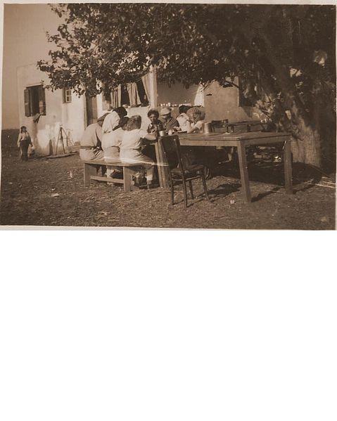 """קבוצת יעב""""ץ, גוש תל מונד 1933"""