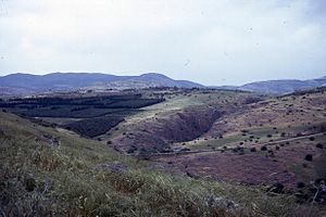 Lower Galilee - Image: Piki Wiki Israel 8964 Geography of Israel