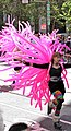 Pink butterfly dancing - gay pride parade, san francisco (2012) (7443437644).jpg