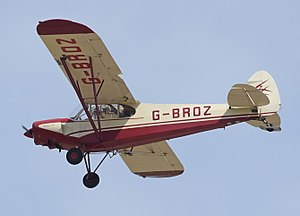 Piper Aircraft - Piper PA-18-150 Super Cub. Built 1958.