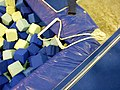 Pit rope - Black Hills Gymnastics, Washington. (6183088531).jpg