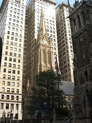 Trinity Cathedral (Pittsburgh) - Image: Pittsburgh trinitychurch
