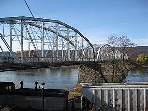 West Pittston, Pennsylvania - Image: Pittston, Pennsylvania (4111301389)