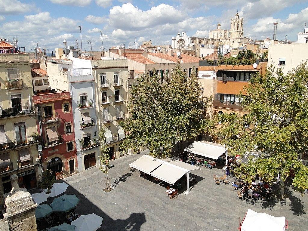 Plaça del Rei, Tarragona 01
