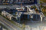 Place de l'Acadie residential buildings aerial.JPG