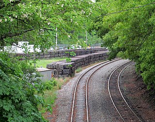Middleborough station