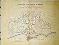 Plano del Campo exterior de Melilla y croquis del campo marroquí fronterizo.jpg