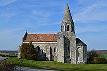 Plassac-Rouffiac 16 Église Vue sud 2013.jpg
