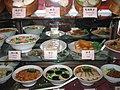 Plastic food samples by shelms in Yokohama Chinatown.jpg