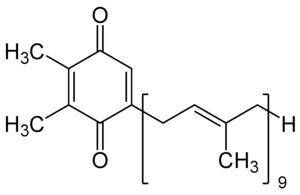 Plastoquinone - Image: Plastoquinone