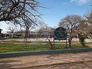 Claypole, Buenos Aires - Los Amigos Square