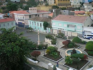 Ribeira Brava, Cape Verde Settlement in São Nicolau, Cape Verde