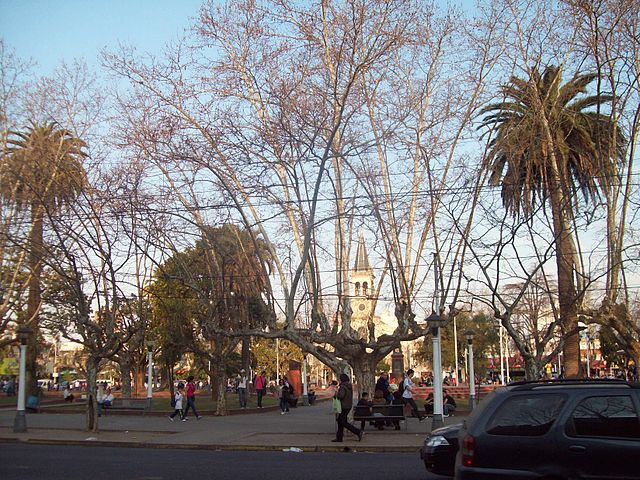 File Plaza San Miguel Buenos Aires 8 Jpg Wikimedia Commons