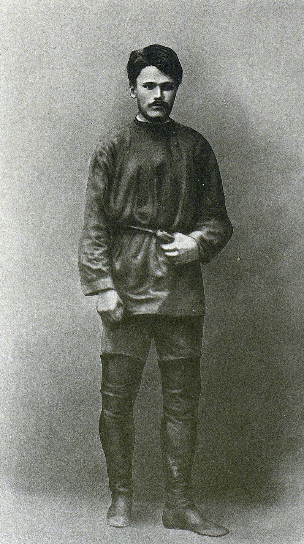Георгий Валентинович Плеханов в  в 1870-е годы
