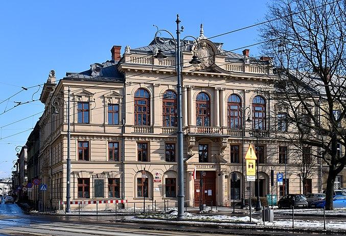 Podgorze City Hall (new), Podgorze,Krakow,Poland