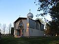 Podlaskie - Krynki - Kruszyniany - Cmentarz prawosławny - Cerkiew św. Anny 20120501 01.JPG