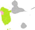 Pointe-Noire (Guadeloupe) dans son Arrondissement.png