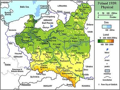Πολωνία, 1938-1939