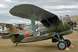 Polikarpov I-153, Private JP5712953.jpg
