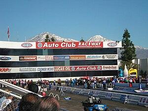 Auto Club Raceway at Pomona - Auto Club Raceway, 2008