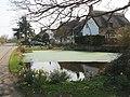 Pond at Murcott - geograph.org.uk - 386666.jpg
