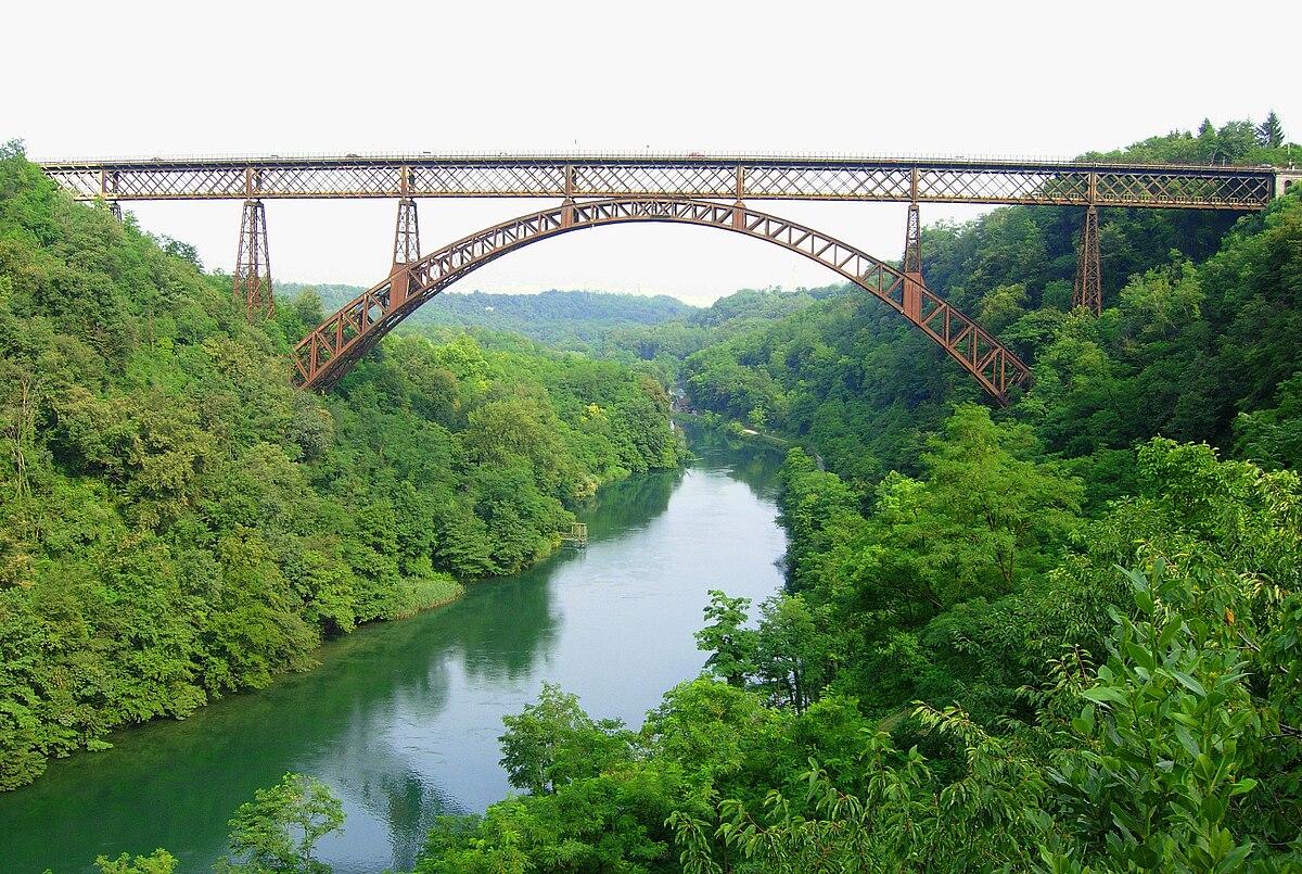 Ponte San Michele - Wi...