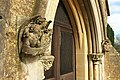 Porch, Powerstock church (geograph 5476421).jpg