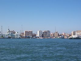 Port Said in 2007
