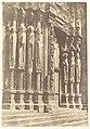 Portaal van de kathedraal van Chartres, Frankrijk, RP-F-2002-133.jpg