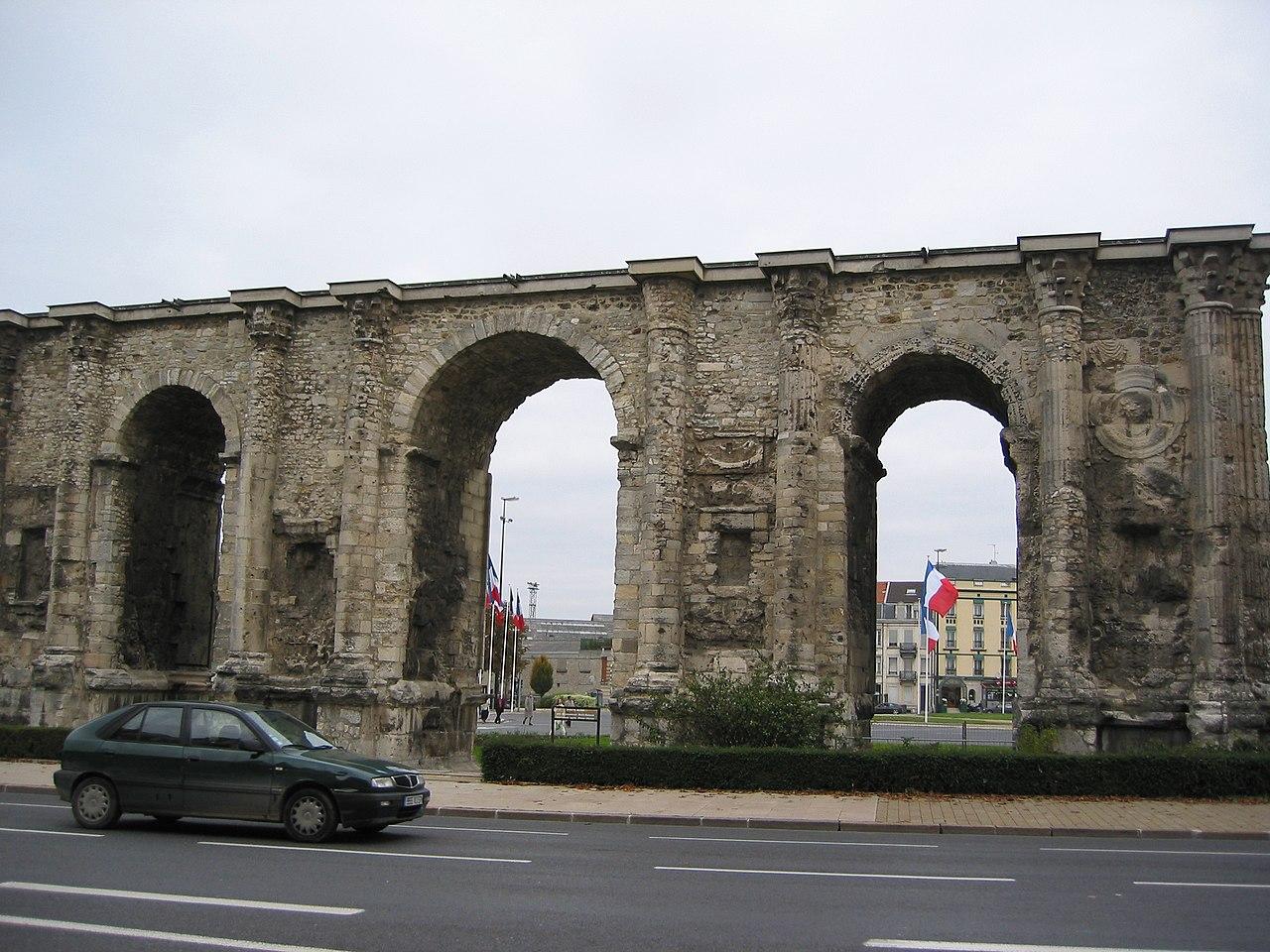 Porte de mars reims 2 jpg vikipedija for Porte de garage reims