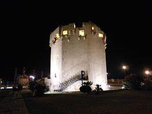 Torre Aragonese al Porto.