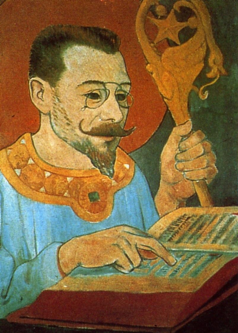 Porträt Paul Ranson
