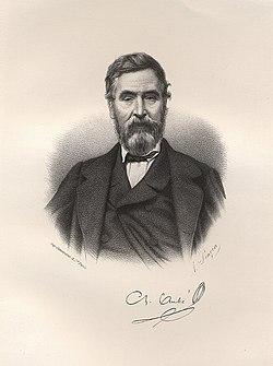 Portrait du Dr. Charles Aubé co-fondateur de la Société entomologique de France (SEF).jpg