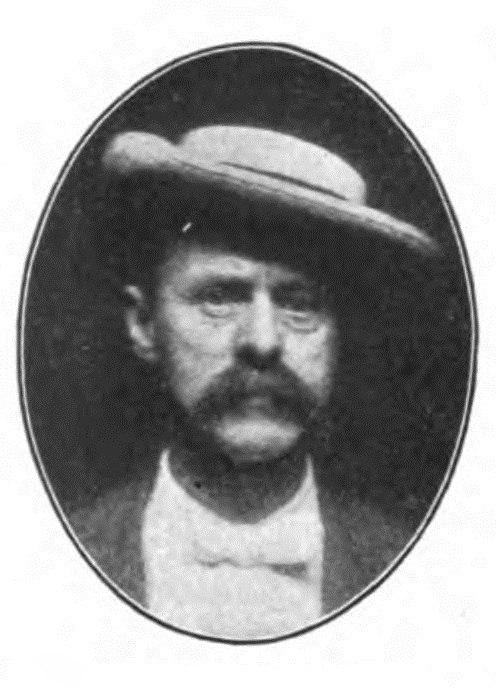 Portrait of Ernest Ingersoll