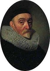 Portrait of a Member of the Versijden Family, probably Jan Dircksz. Versijden