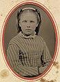 Portrait of a girl, ca 1856-1900. (4731908523).jpg