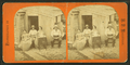 Portrait of four people in front of a house, by H. P. McIntosh.png